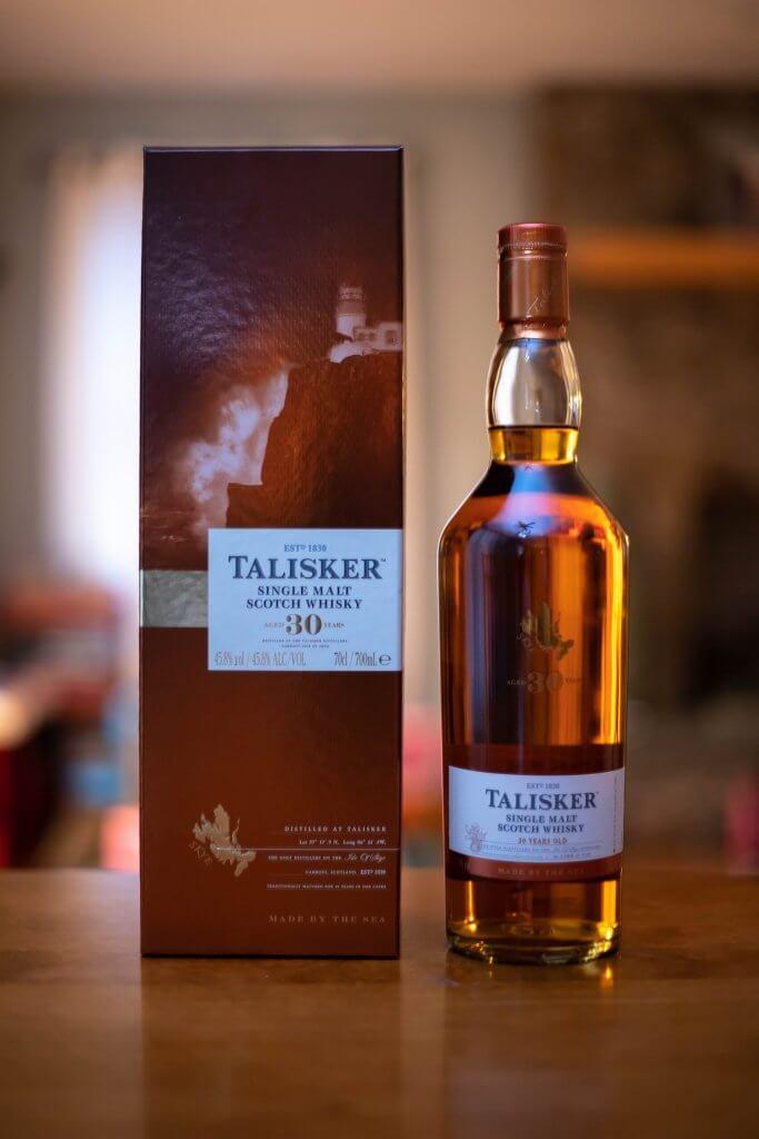 Talisker 30 Year